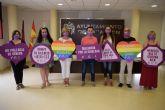 'Mazarrón por la Igualdad', campaña pionera contra la violencia de género y la homofobia