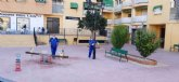 Apertura parques y zonas de juego infantiles de Mula