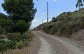 Se acondiciona el camino de los Jaboneros en Mortí Alto