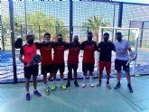 Resultados de los equipos totaneros de pádel del Club de Tenis Totana durante el fin de semana del 19 al 20 de Junio
