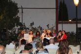 Puerto Lumbreras acoge un recital de poesía para rendir homenaje póstumo al poeta lumbrerense José Martínez Olivares