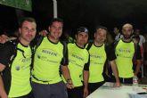 Éxito de participación en la Travesía Nocturna de Montaña de Puerto Lumbreras