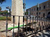 Ahora Murcia propone la creación de un manual municipal de buenas prácticas en jardinería