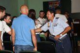 Cuarenta alumnos de todo el país conocen la gestión de catástrofes y emergencias a través de la UPCT