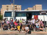 Comienzan hoy en San Pedro del Pinatar los campamentos de verano para niños de la asociación Auxilia Murcia