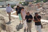 El Ayuntamiento de Puerto Lumbreras impulsará una sala museográfica para el próximo año tras los hallazgos arqueológicos en el Castillo de Nogalte