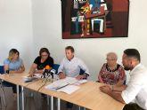 Los trabajos para la construcción del Centro de Mayores de Balsicas comenzarán en noviembre.