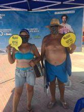 Medio Ambiente lleva a las playas una campaña sobre el reciclaje y la adecuada gestión de residuos