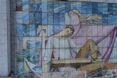 Cuatro mosaicos del Parque Torres serán restaurados para mostrar la historia de Cartagena