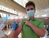 Previsión de vacunaciones Covid-19 en Totana para el jueves 29 de julio
