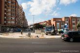 El Ayuntamiento acondiciona la rotonda de Capitanes Ripoll para instalar una réplica del Submarino Peral