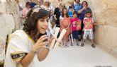 El Museo del Teatro Romano inicia el mes de septiembre con la actividad familiar Escipión versus Anibal