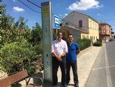 La Consejería de Fomento estudiará mejorar la conexión en autobús de Zeneta con Murcia