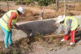 Totana recibirá 361.464 euros del Ministerio de Empleo y Seguridad Social para contratar 115 trabajadores agrarios que realizarán trabajos de proyectos de interés general y social
