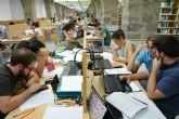 Apertura extraordinaria de la biblioteca de la UPCT para preparar los exámenes de septiembre