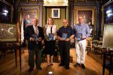 José Aragón presenta su libro 'Proyecto de un nuevo acueducto para trasvasar'