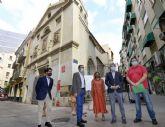El Consistorio rehabilitará las cubiertas y fachadas de la Ermita del Pilar, un emblema del siglo XVII del barrio de San Antolín