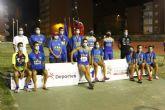 Excelentes resultados de los atletas del UCAM Atletismo en el Campeonato Regional de Pruebas Combinadas