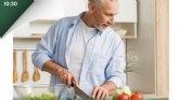 'Cocina con tu abuel@' reunirá a doce abuelos con sus nietos para cocinar recetas tradicionales