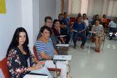 Los empleados municipales de la Región asisten en Las Torres de Cotillas a una jornada de sensibilización sobre acoso
