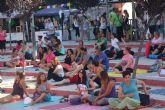 San Pedro del Pinatar celebra la entrada del equinoccio de Otoño con el Festival Pinatar Om