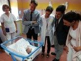 La reforma de maternidad del hospital de Lorca mejorará la asistencia tras el parto a 1.500 mujeres al año