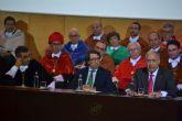 UPCT y UMU son un ejemplo de colaboración y concordia, según el presidente de CRUE