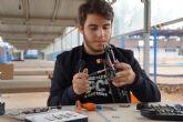 El UPCT Drone Team se estrena en el campeonato de España de carreras de drones