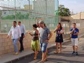 MC Cartagena demandará al Gobierno municipal que ponga fin a su dejadez en San Félix