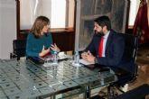 La alcaldesa exige a López Miras una Ley Regional de Medidas Fiscales Extraordinarias para los pueblos afectados por la DANA