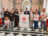 200 personas participan en el montaje del Tenorio en el cementerio de San Javier
