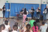 La Unión Musical y el festival Allegro acercan la música a los más pequeños en los centros escolares