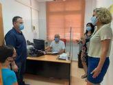 Las oficinas de Atención Ciudadana de Alquerías, El Puntal, Rincón de Seca y Monteagudo abren de manera presencial mediante cita previa