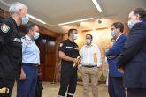 Las labores de rastreo militares en la región de Murcia en manos del ejército del aire, la armada y el ejército de tierra