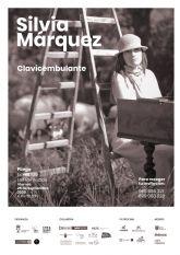 La música antigua vuelve a Pliego de la mano de Silvia Márquez