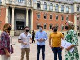 El PP presenta una moción para que el Ayuntamiento de Murcia se adhiera a la Oficina de Atención Social de la UMU