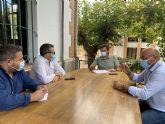 El Comité Organizador y Científico del IV Congreso Nacional de Fruta de Hueso se reúne para ultimar su programa técnico