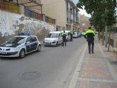La Policía Local de Totana se suma a la campaña especial de la DGT de seguridad vial vigilará los vehículos de transporte laboral