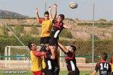 Victoria del Club Rugby Totana Cadete en su primer compromiso liguero de la temporada 2016/17