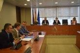Moción sobre inversión en la red de agua potable de Totana