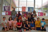Los alumnos del colegio Virgen de Loreto descubren el papel de la mujer en la ciencia
