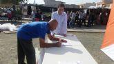 Ciudadanos consigue llevar al Pleno el arreglo urgente del Camino de Vera que reclaman los vecinos de Puerto Lumbreras