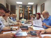 La Junta de Gobierno Local de Molina de Segura inicia la contratación de las obras de seguridad vial, mejora de firmes y señalización en varias zonas del municipio
