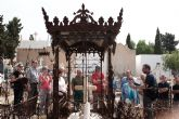Las visitas culturales al cementerio de Mazarrón vuelven con motivo de Todos los Santos