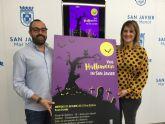 San Javier se prepara para la fiesta de Halloween 2018