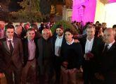 L�pez Miras asiste al acto de celebraci�n del XXX aniversario de la empresa murciana