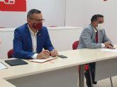 PSOE y Plataforma Pro Soterramiento coinciden en que el espacio liberado de las vías debe de servir para conectar y no para separar otra vez