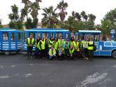 Los alumnos del Programa Mixto de Empleo y Formación visitan un Centro de Tratamientos de Residuos