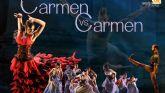 Compañía Ibérica de Danza presenta CARMEN VS CARMEN en el Teatro Villa de Molina el viernes 25 de noviembre