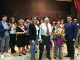 Pasión Méndez de 86 años y Emilio Huete, de 83 elegidos Abuelos Mayores del Baile en las fiestas de San Javier